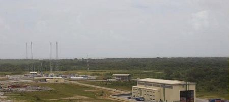 Soyuz ground infrastructure in Kourou (French Guiana) commissioned